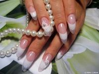 Практические советы по свадебному маникюру