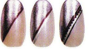 """Рисунок на ногтях """"Каприз-2"""""""