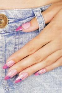 "Рисунок на ногтях ""Фантазия"""