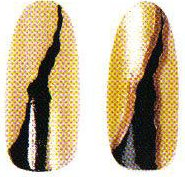 "Рисунок на ногтях ""Энимагма"""