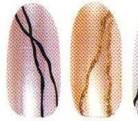 """Другие варинты рисунка на ногтях """"Энигма"""""""