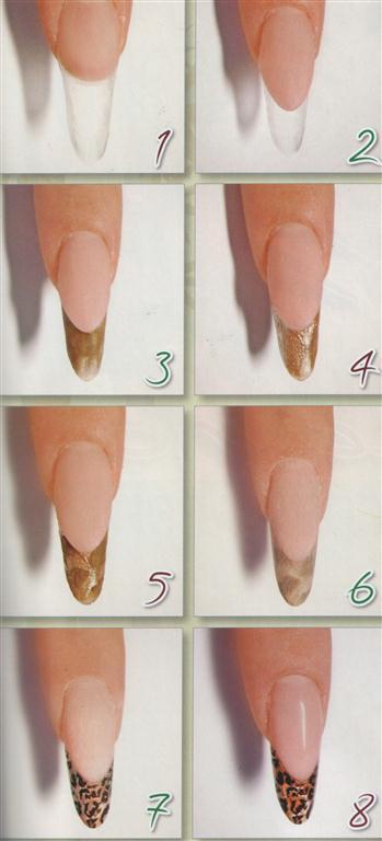 могу как наращивать ногти пошаговая инструкция с фото надуваем подходящий форме