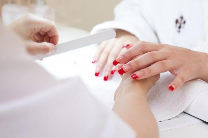 Как восстановить ломкие ногти - спа