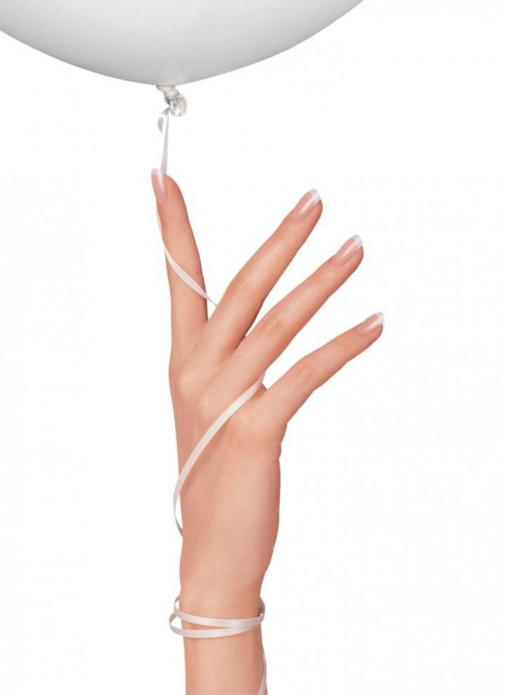 Как восстановить ломкие ногти - шарик