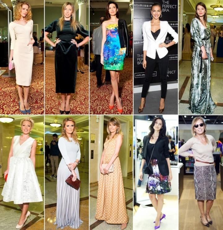 Как одеваться женщинам среднего возраста (1)
