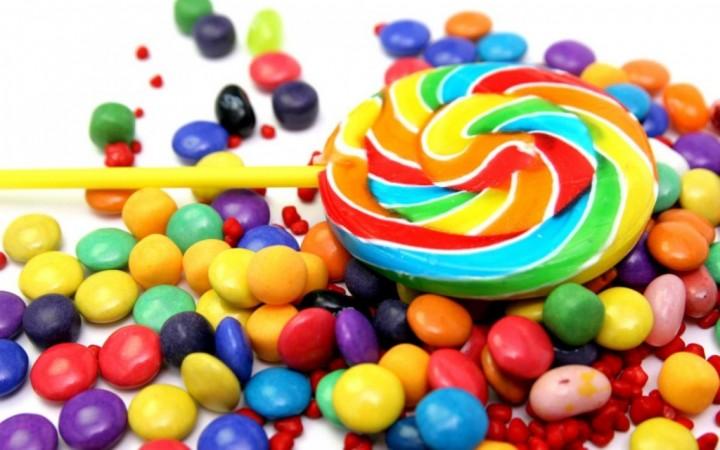 Детки - сладкоежки (2)