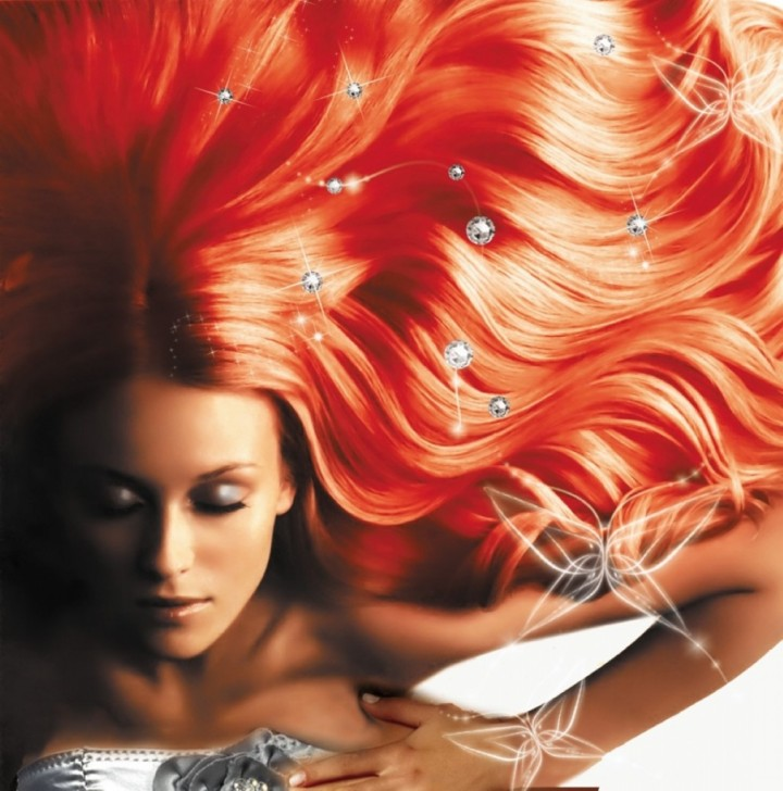 Длинные волосы — эталон женской красоты (2)