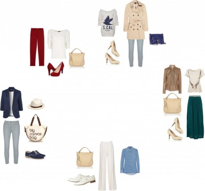Как правильно подбирать базовый гардероб (2)