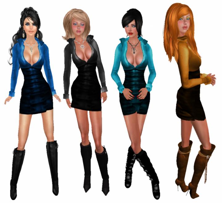 Клубная одежда для девушек