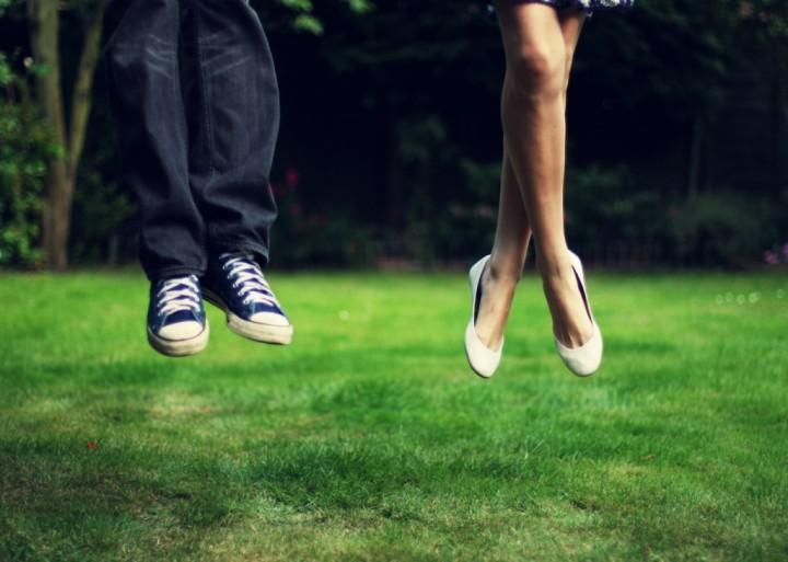 С чем сочетать балетки (2)