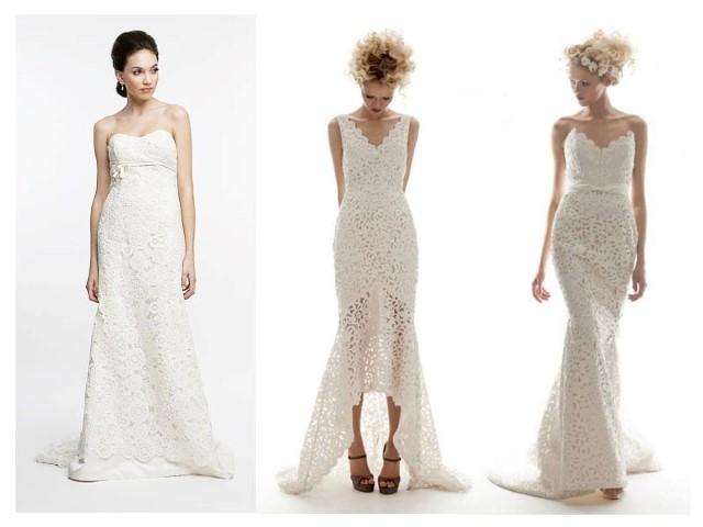 Очарование свадебного платья 2013 (3)
