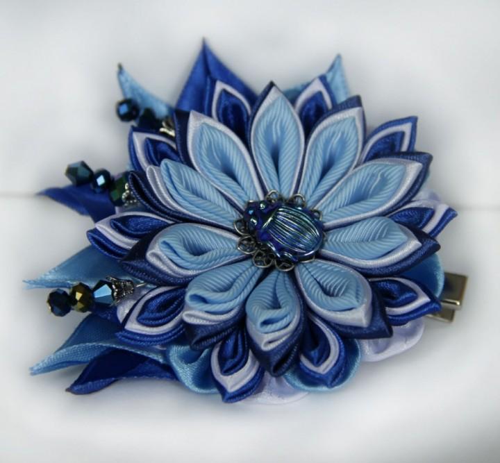 Канзаши – модные украшения своими руками (1)