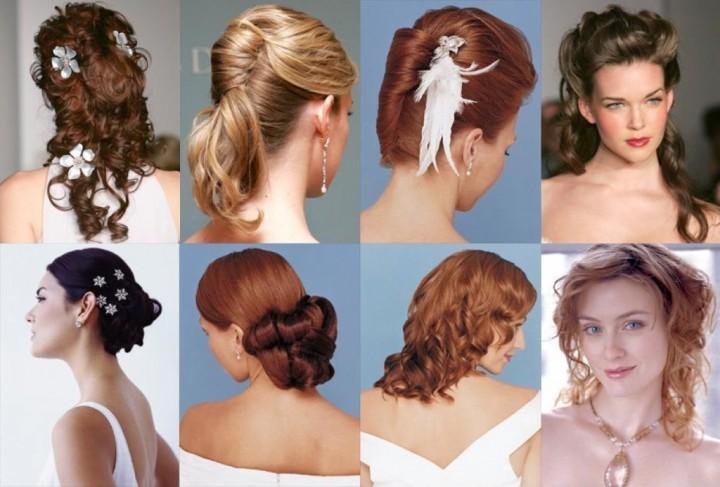 Шикарная прическа – ваша невеста неотразима  (3)