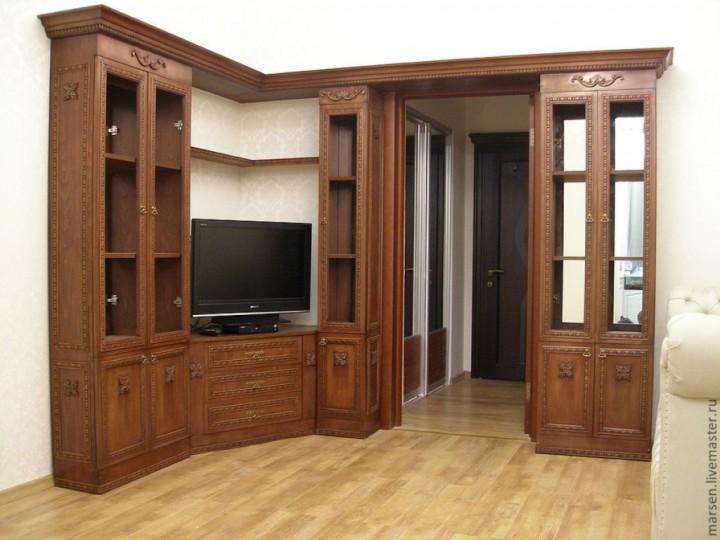 Если хочется сменить обстановку, поменяй цвет мебели! (2)
