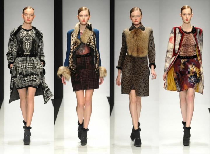 Зимняя мода 2013-2014
