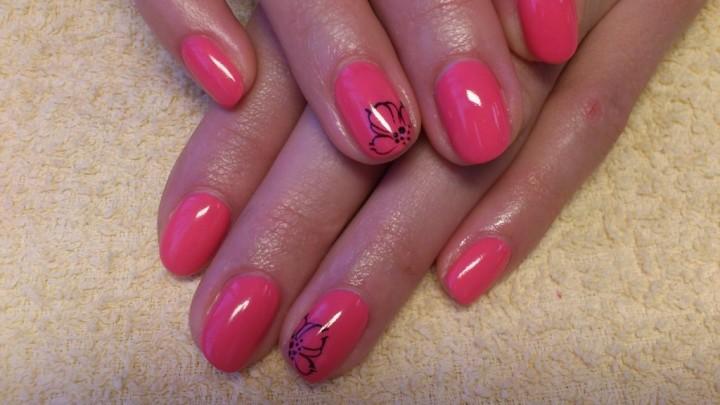 Идеальное покрытие ногтей на долгий срок
