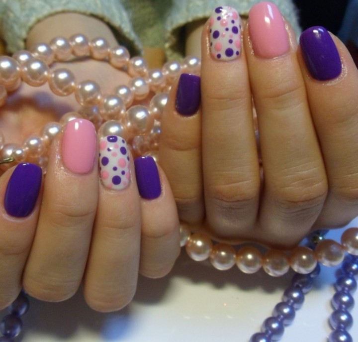 Идеальное покрытие ногтей на долгий срок2