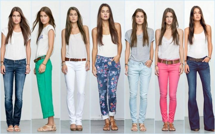 Какие джинсы лучше для тебя?2