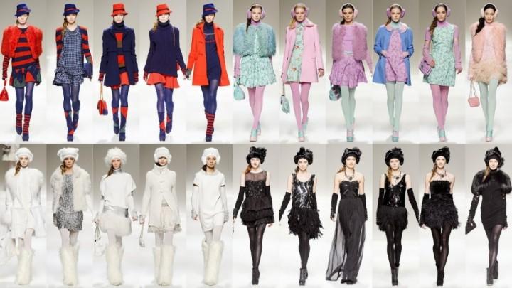 Модные тенденции осени 2013 (1)