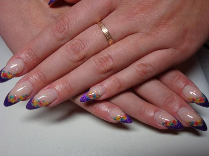 Наращивание ногтей – способ стать обладательницей отличного маникюра1