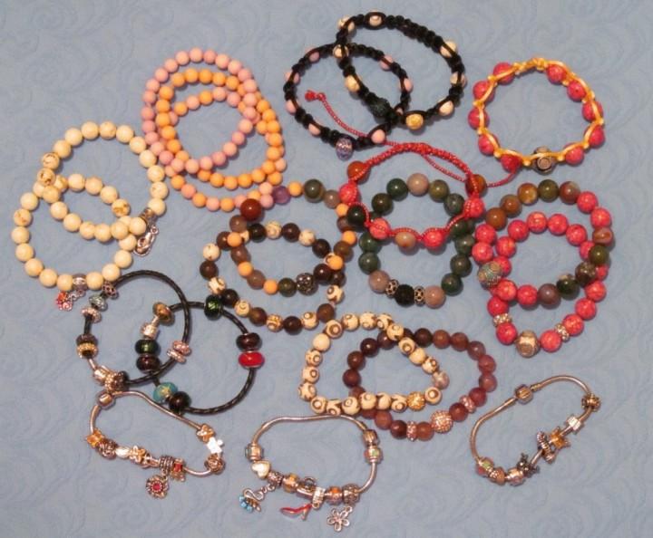 Уникальные и модные браслеты1