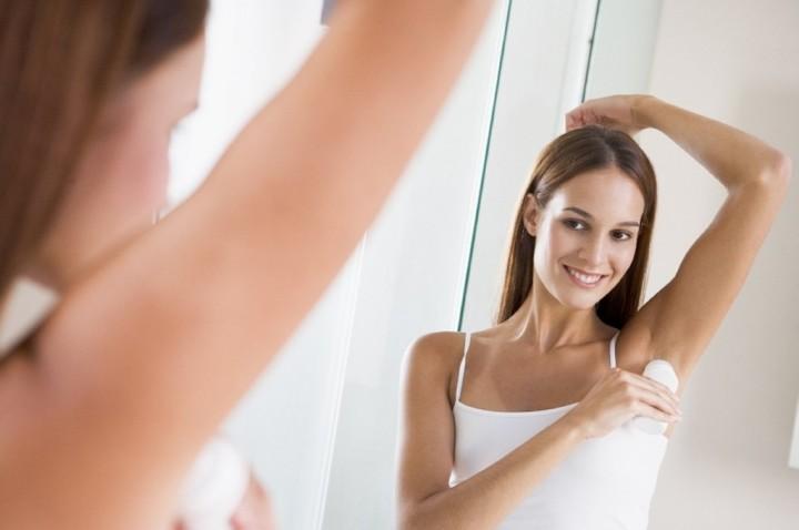 Что необходимо знать о минеральных дезодорантах.