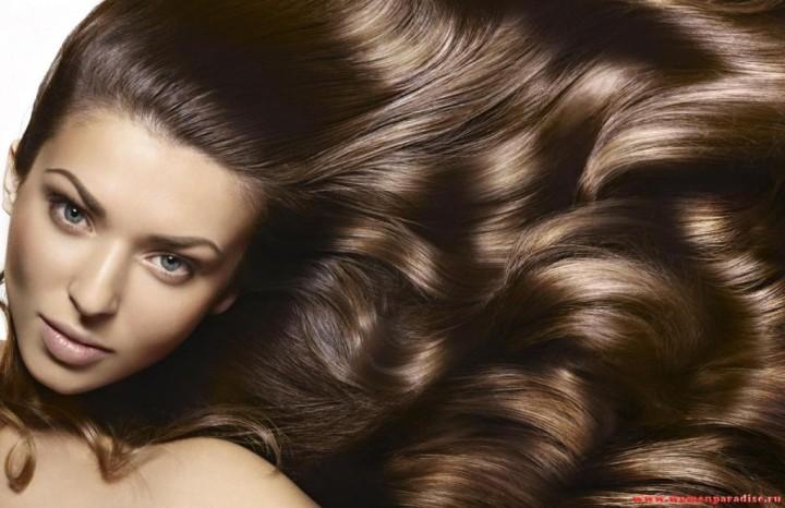 Экспресс-восстановление волос за одну процедуру