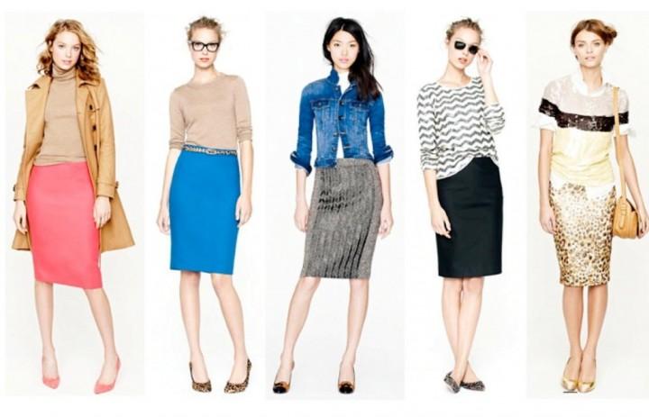 Выбираем модель юбки1