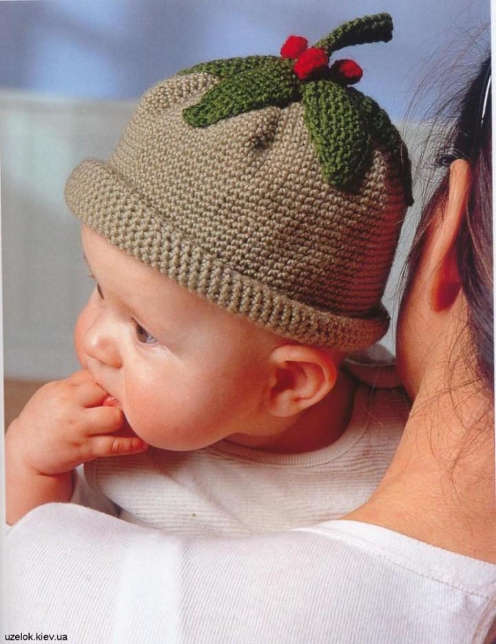 Детские шапки: выбираем с умом3