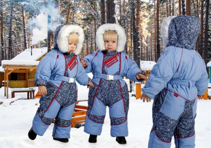 Правила выбора гардероба для ребенка на зиму2