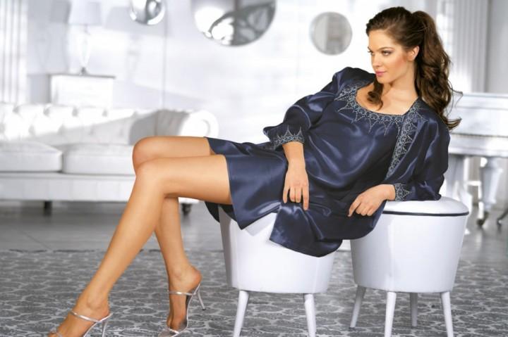 Стиль в домашней одежде