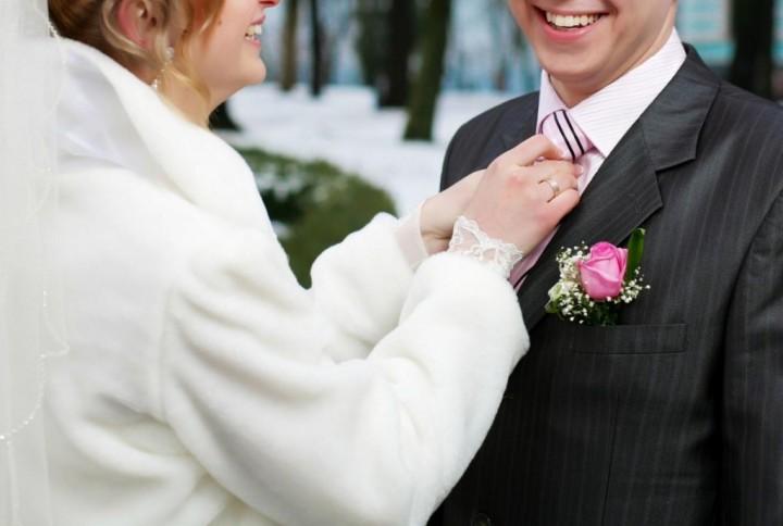 Как организовать незабываемую свадьбу зимой3