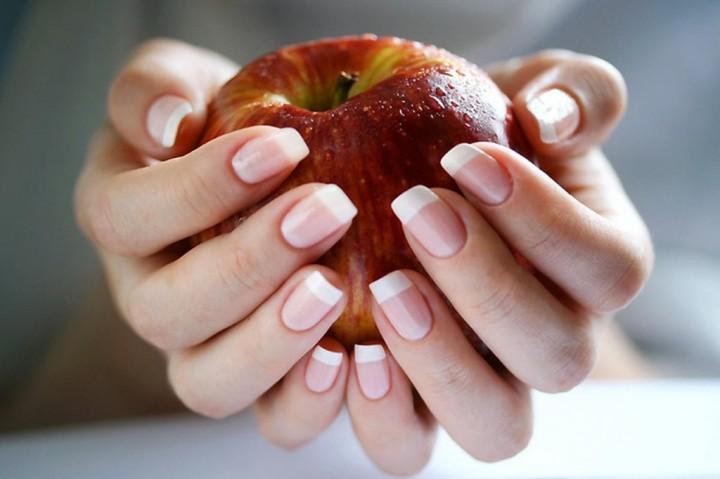 Определение состояния здоровья по ногтям 3