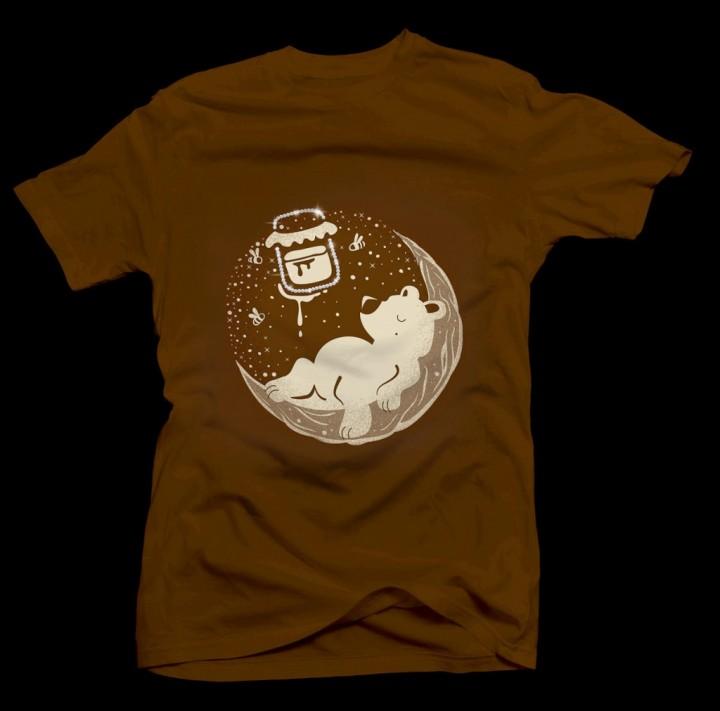 Эксклюзивная футболка – это возможно3