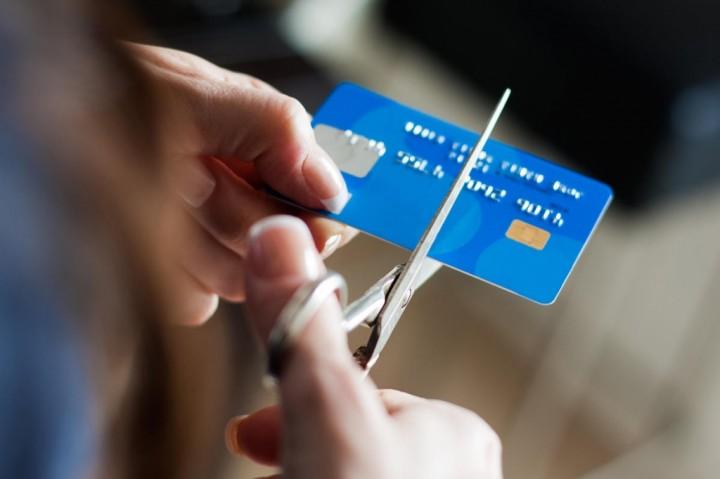 Кредитка – миллион в долг.