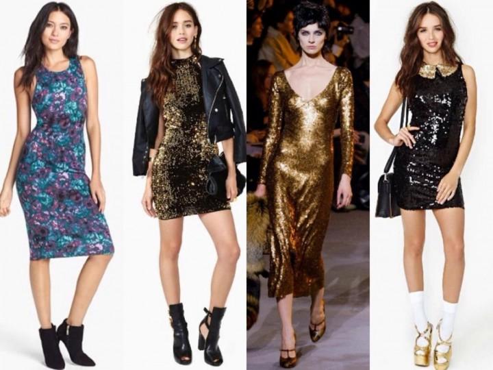 Модные платья этого сезона. Разнообразие выбора3