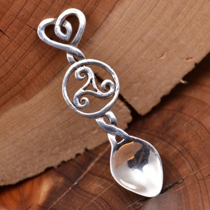 Серебряная ложечка3