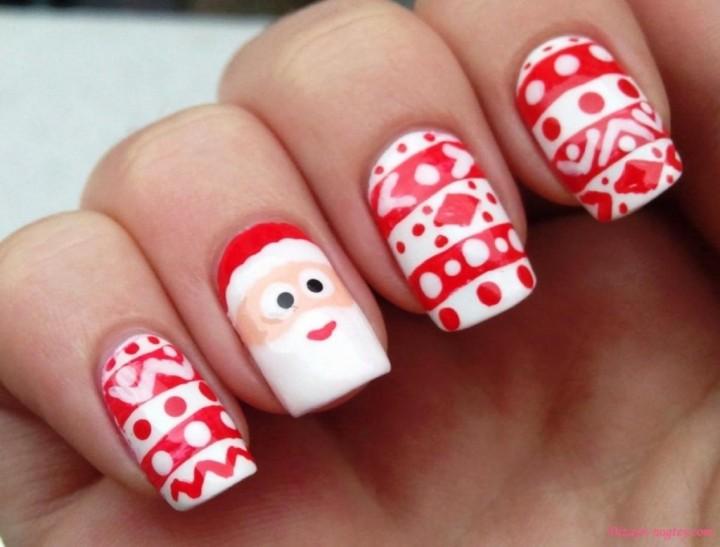 Уход за ногтями в зимнее время года 3