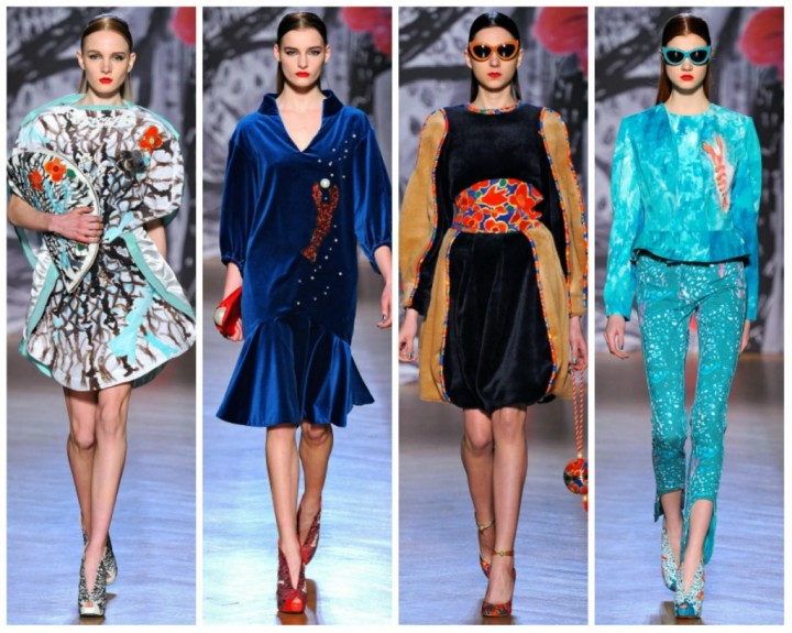 Актуальные тенденции моды лета 20143