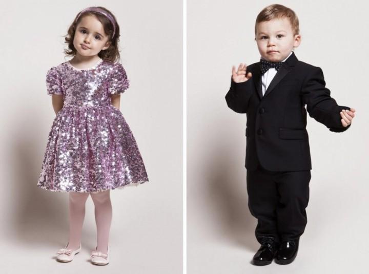 Выбираем верхнюю детскую одежду на весну