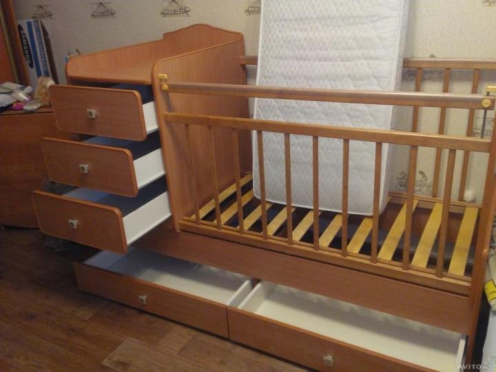 Кровать-трансформер 4