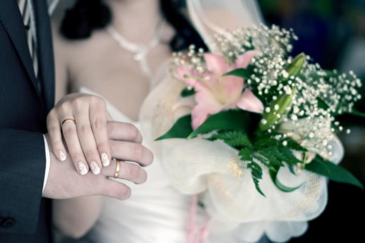 свадебный маникюр 4