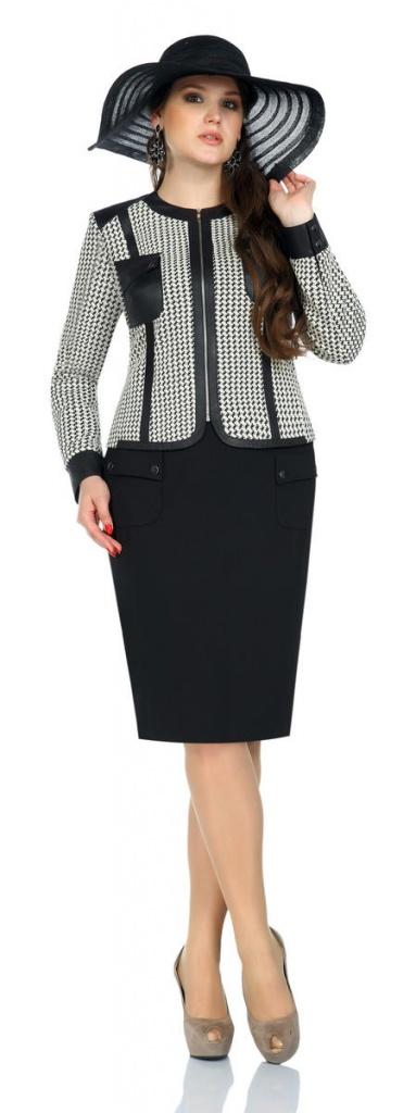 Выбираем женский костюм для офиса 1
