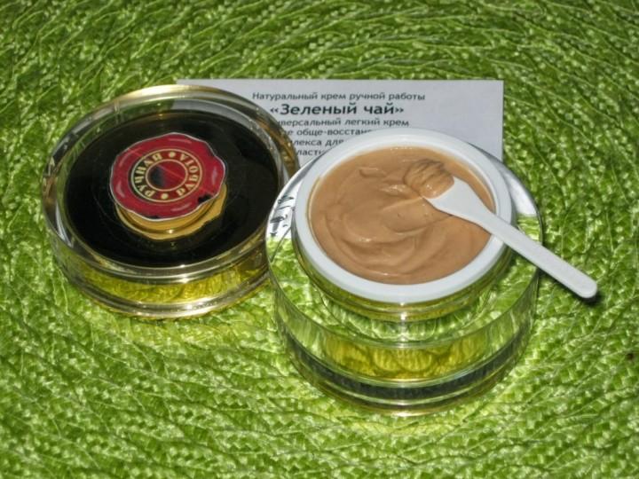 Натуральная косметика, производство домашних кремов.3