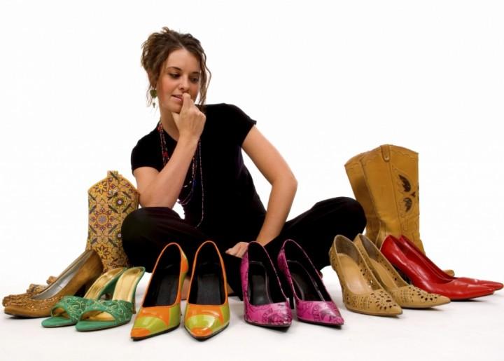 Удивительный мир модной брендовой обуви.