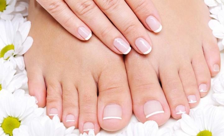 Красота начинается с ухоженных рук и ног