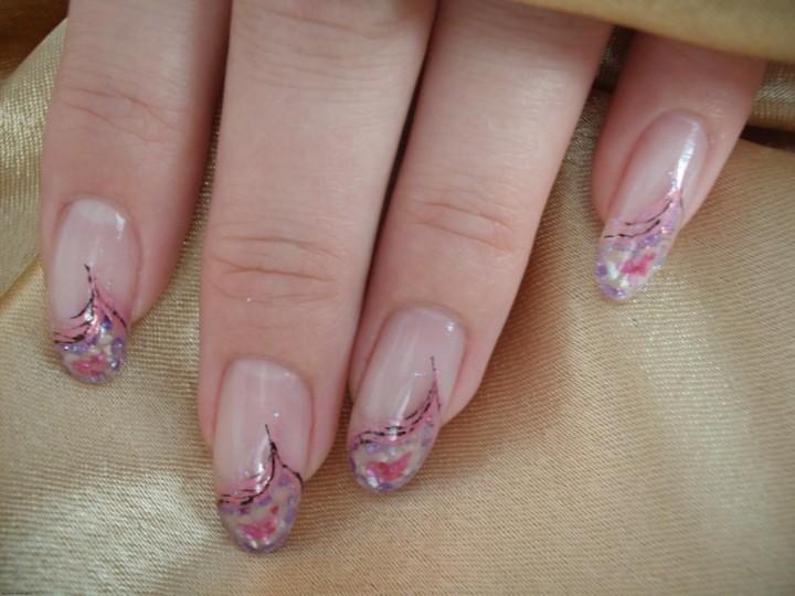 Красивые ногти – мечта любой женщины!1