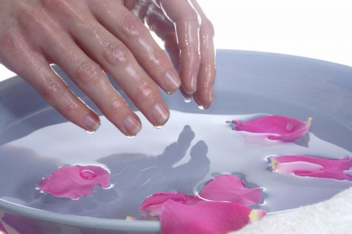 Ванночки для ногтей: их суть и рецепты