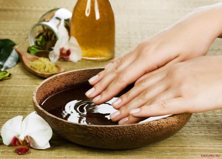 Ванночки для ногтей: их суть и рецепты2