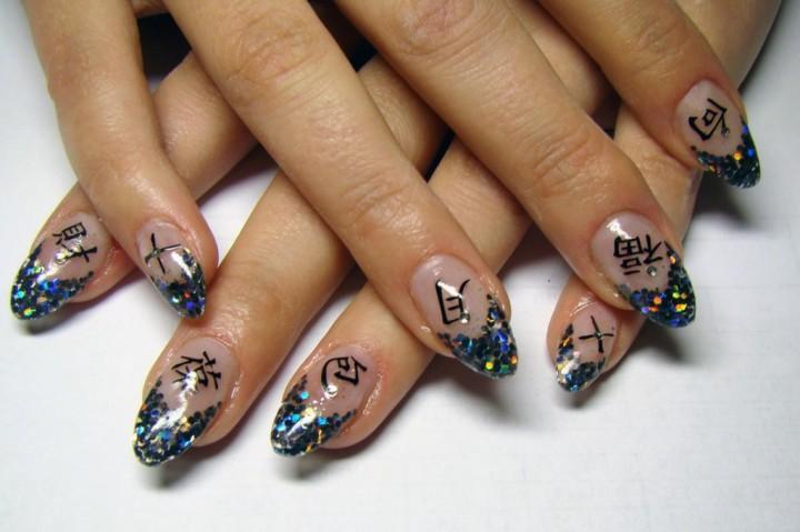 Интересные и простые идеи дизайна ногтей3